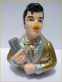 Elvis Rubber Duck Limited Edition