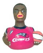 Basketball Promotional items sports figures