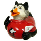 Northern Illinois Huskies Rubber Duck