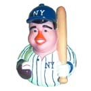 Babe Ruth Rubber Duckie