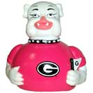 Georgia - Hairy Dawg Rubber Duck