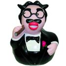 Groucho Marx Rubber Duckie