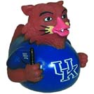 Kentucky Wildcats Rubber Duck
