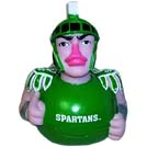 Sparty college mascot collectibles