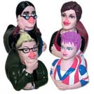 The Osbournes Rubber Duckies