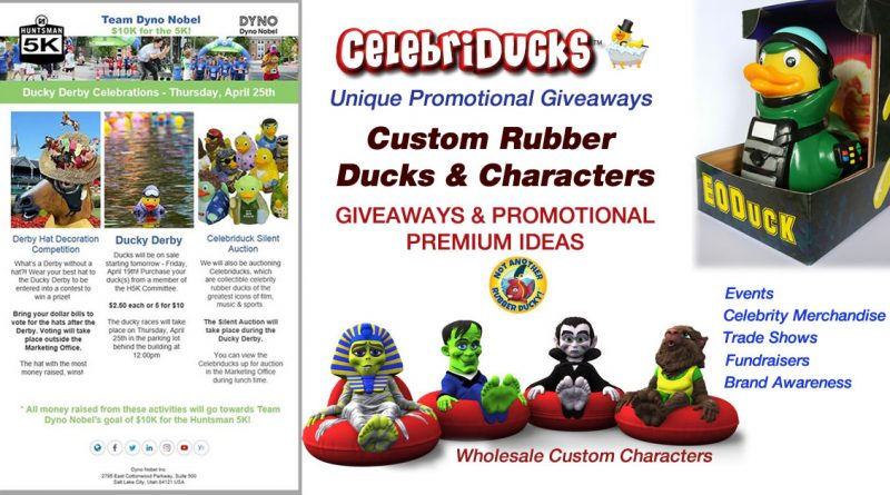 Unique promotional wholesale giveaways