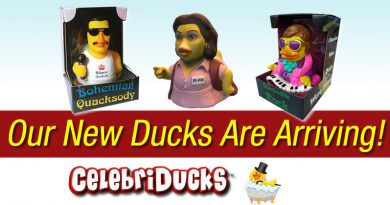 sports rubber ducks, music Rubber duck collectibles